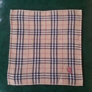 Authentic Burberry towel